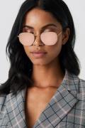 Ray-Ban Hexagonal Flat Lenses - Copper