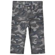 GAP Camo Denim Slim Jeans 12-18 Months