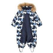 Ticket to heaven Finn Snow Suit Baggie Total Eclipse Blue 74 cm (6-9 M...