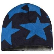 Ticket to heaven Short Knit Hat Total Eclipse Blue 49 cm
