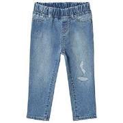 GAP Gap Bas Denim Jeans Light Indigo 12-18 Months