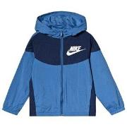 NIKE Branded Jacket Blue XS (6-8 years)