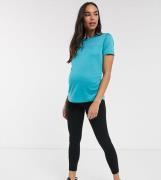 ASOS 4505 Maternity icon legging in cotton touch-Black