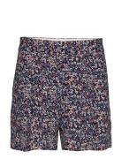 Dainty Bloom Short Shorts Flowy Shorts/Casual Shorts Monivärinen/Kuvio...